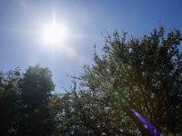 El lunes 20 de septiembre se esperaba temperaturas récord sobre los 100 grados Fahrenheit en Dallas.
