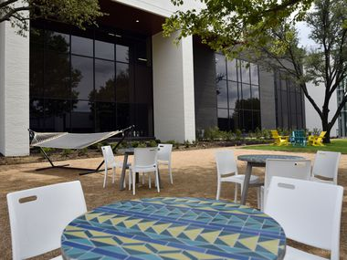The 84-acre Legacy Central project is a redevelopment of Texas Instruments' former Plano campus.