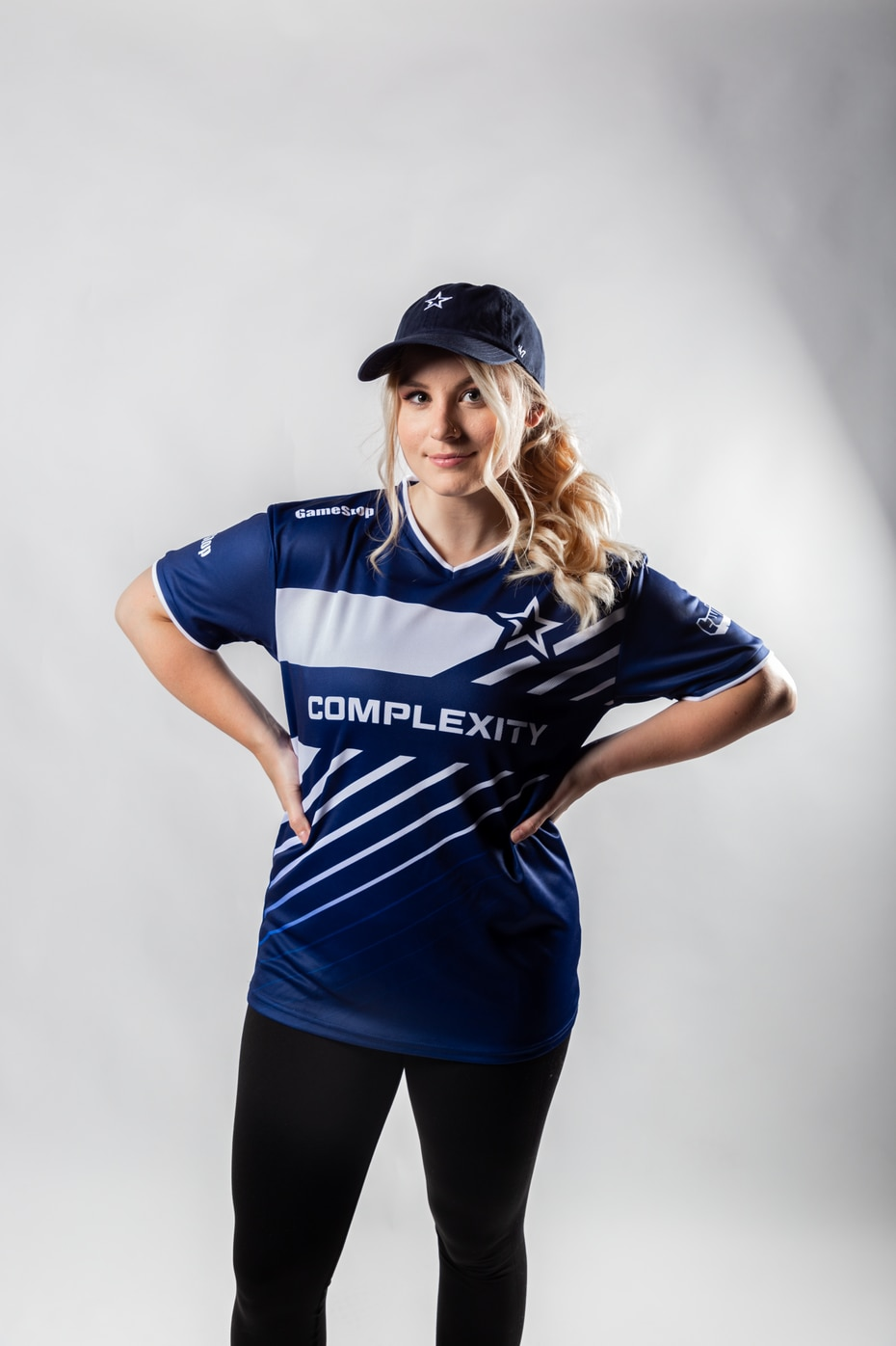 Electra is a content creator for Complexity Gaming.