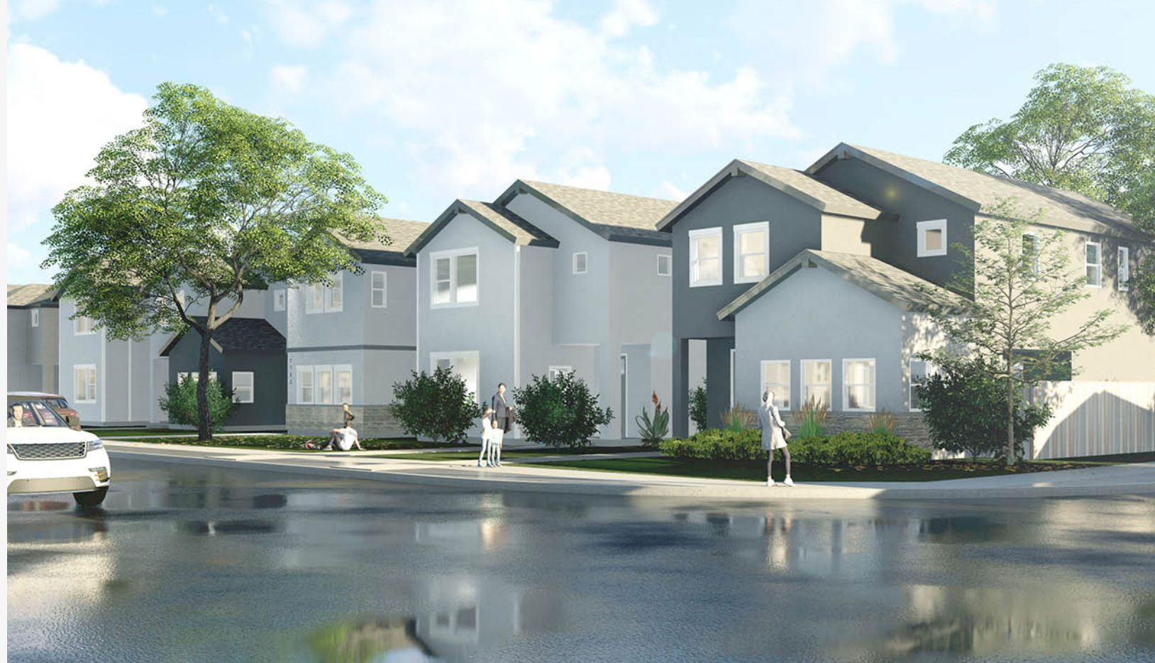 Cyrene at Painted Tree, developed by Curve Development, will be built north of U.S. 380 in McKinney.