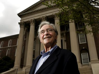 Marshall Terry retired in 2007 after 50 years as a creative-writing professor and administrator at Southern Methodist University. (File Photo)