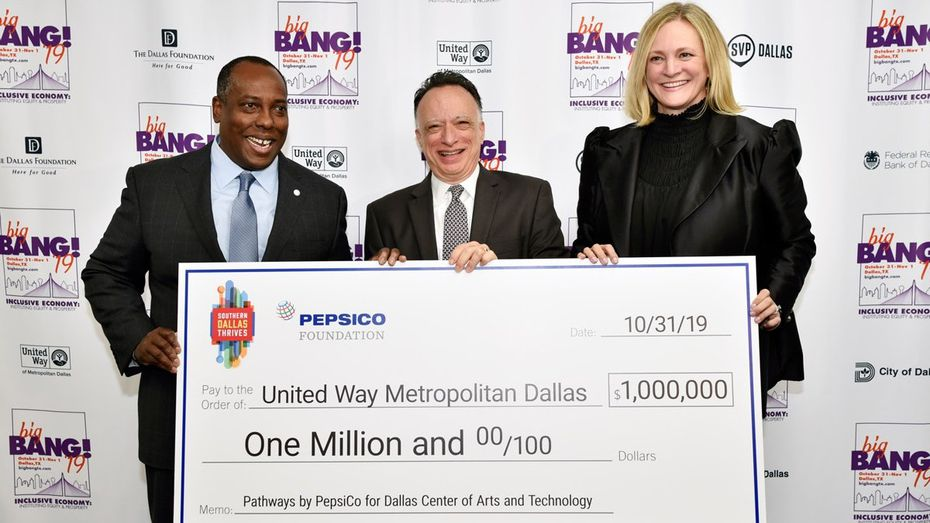 United Way of Metropolitan Dallas received a $1 million to $2 million PPP loan in April to help save 86 jobs.