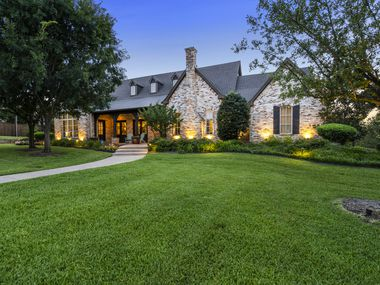 Take a look at the home at 844 Keller Smithfield Road in Keller.