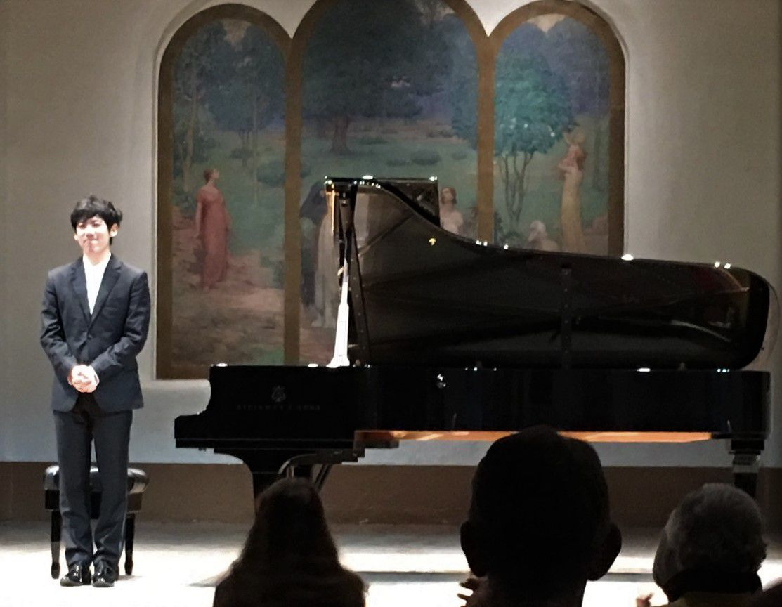 Pianist Haochen Zhang has only gotten better since his gold medal-winning performance at the 2009 Van Cliburn International Piano Competition.