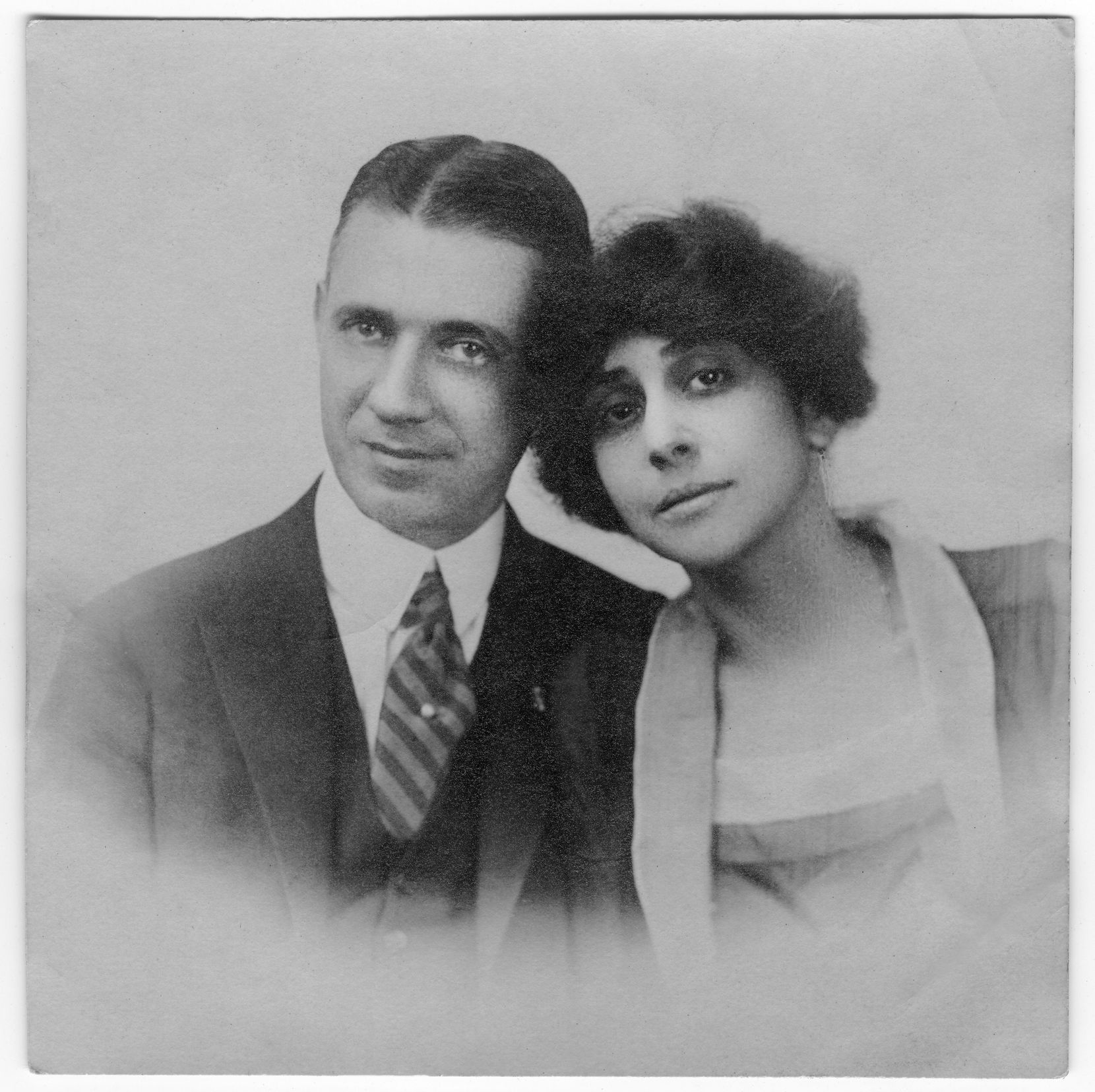 Al and Carrie Neiman, 1905