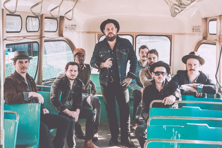 Nathaniel Rateliff & The Night Sweats will play Fort Worth's first Fortress Festival.