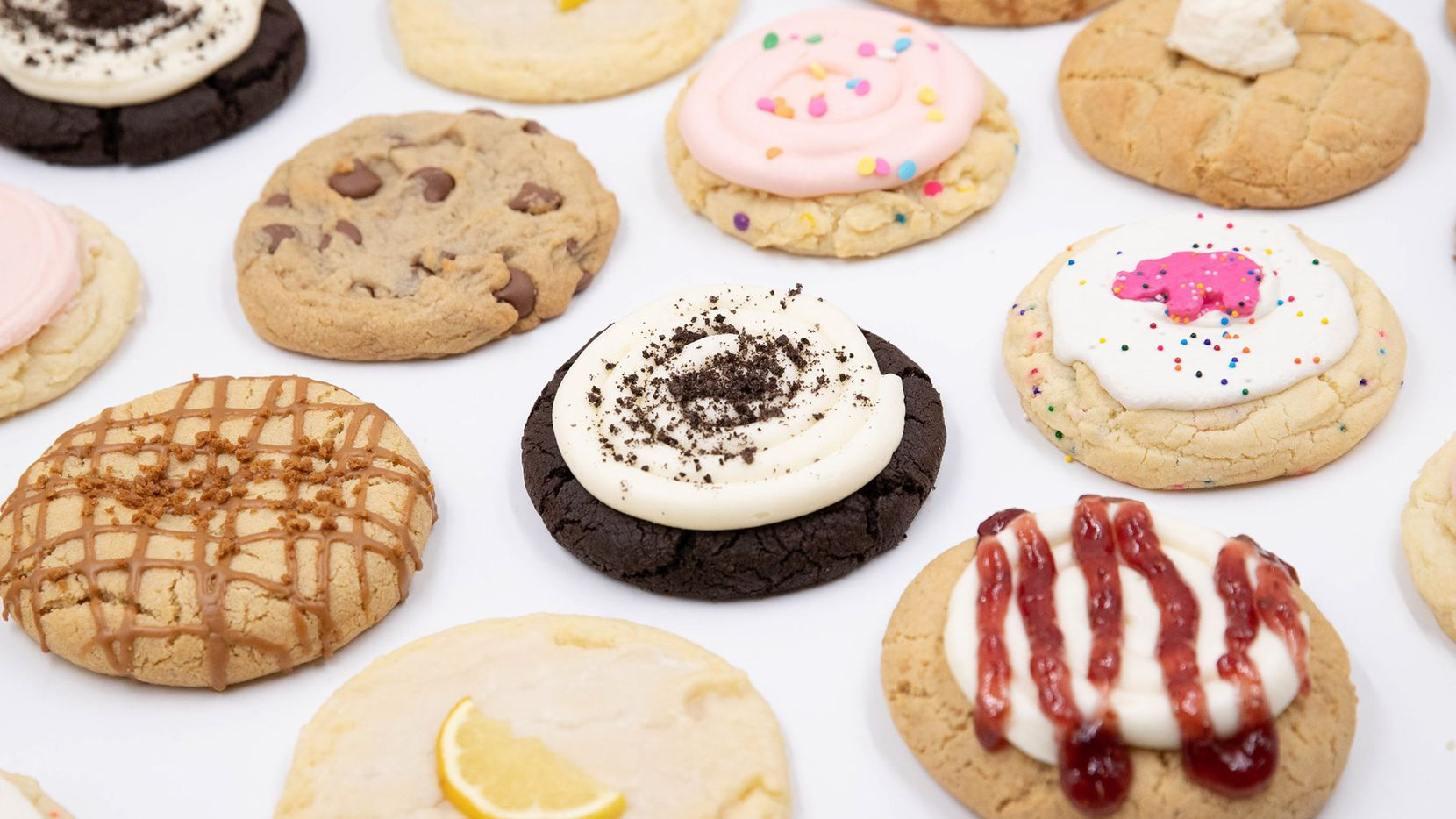 Crumbl Cookies will open a location in McKinney on Friday.