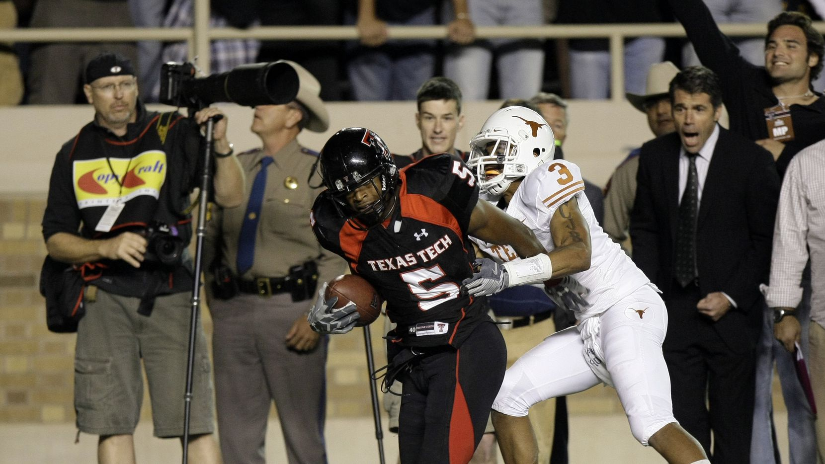 Texas Tech announces Michael Crabtree will be inducted as sixth ...