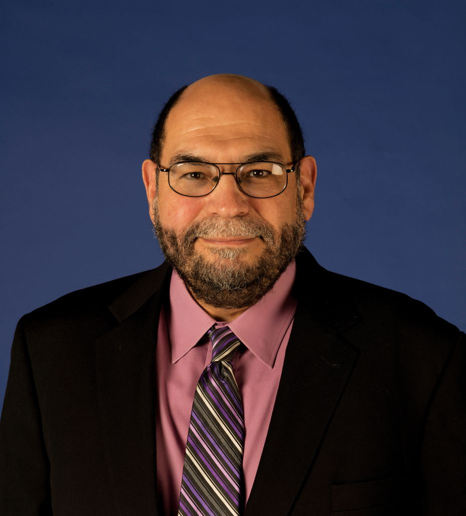 Rogelio Saenz is a demographer at UT-San Antonio