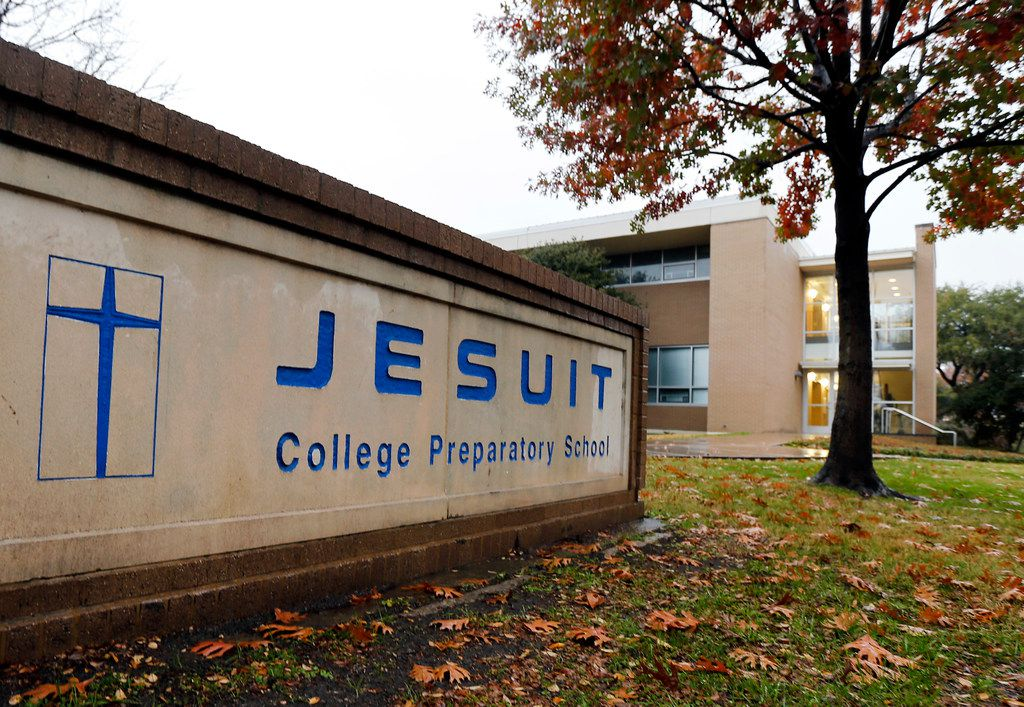 Jesuit College Preparatory School of Dallas is named in a new lawsuit alleging sexual abuse by a priest.