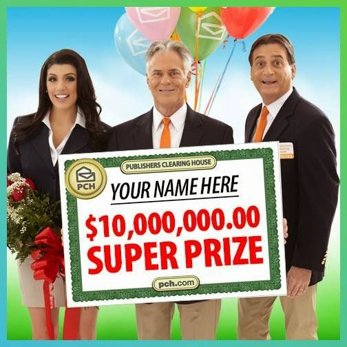 Publishers Clearing House Prize Patrol (PCH)