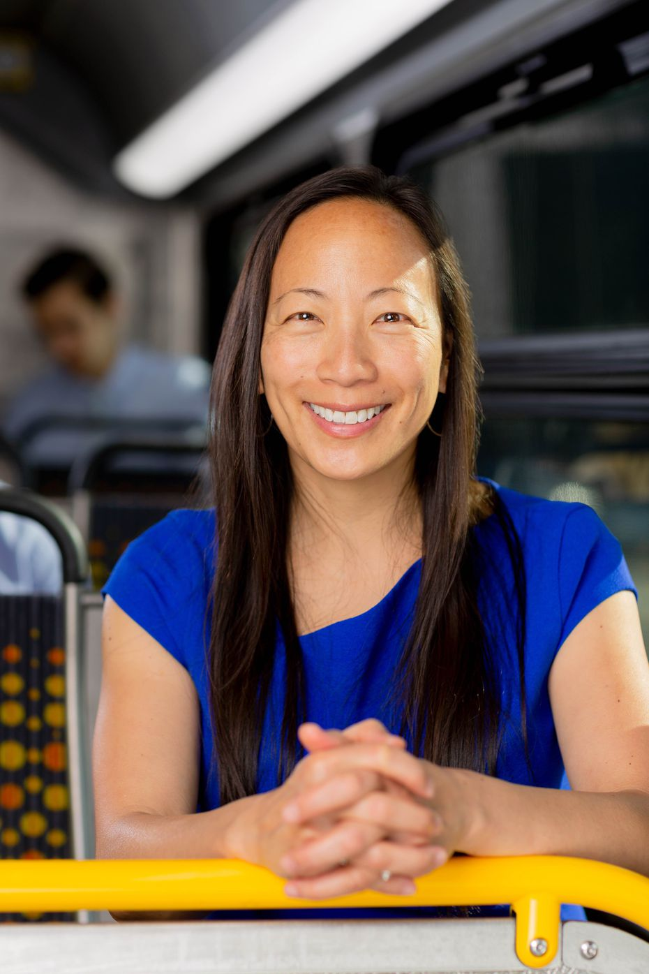 Nadine Lee, formerly with the Los Angeles County Metropolitan Transportation Authority, began July 12 as DART's new president.