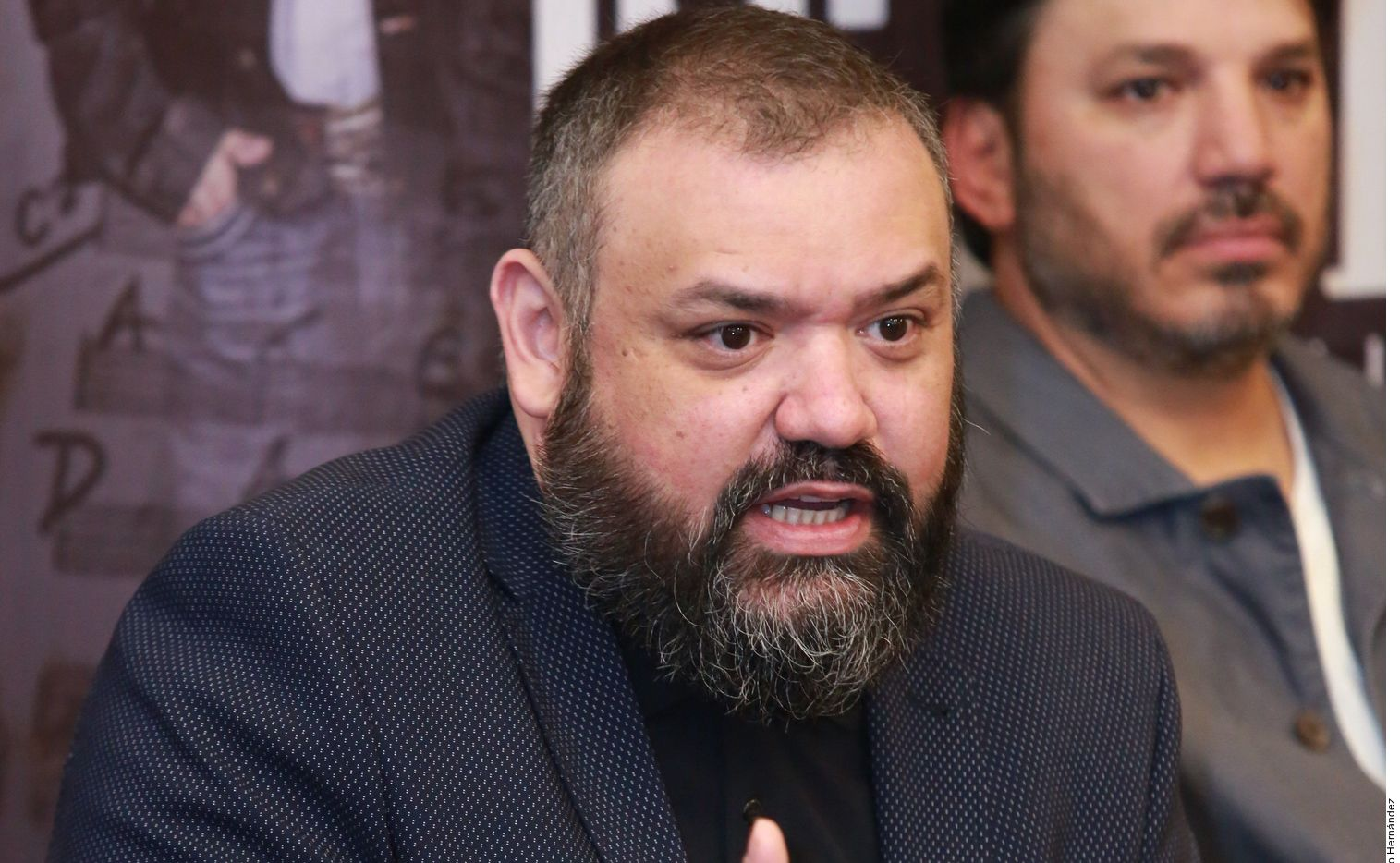 Ricardo Muñoz, de la agrupación Intocable, aseguró que recibirá la segunda dosis de la vacuna contra el coronavirus el 9 de enero.