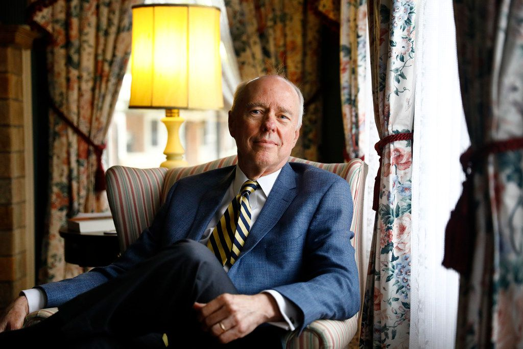 Texas A&M Commerce University President Ray Keck came to the campus after President Dan Jones died from an apparent suicide in 2016. Now university leaders have made mental health a priority at the school.