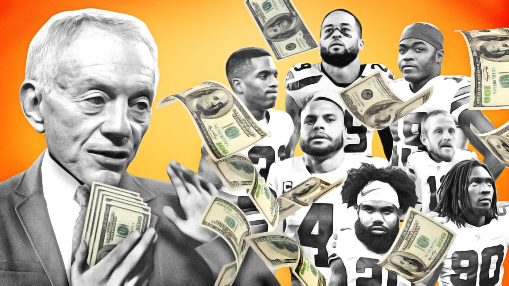 The Dallas Cowboys find themselves at a financial crossroads.
