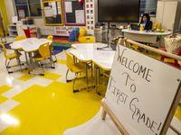El DISD espera contratar más de 300 maestros para el próximo ciclo escolar, que también será un retorno a las clases presenciales para muchos estudiantes.
