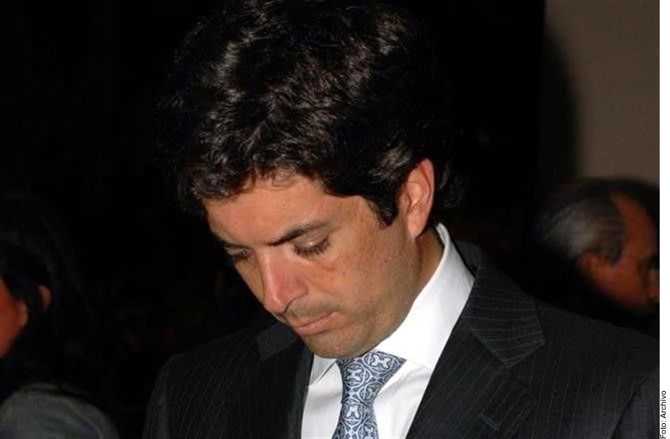 Gonzalo Gil White es hijo de Francisco Gil Díaz, ex titular de la Secretaría de Hacienda.