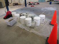U.S. Customs and Border Protection officials seized 164.5 pounds of liquid meth work $3.9 million Friday at the Texas-Mexico border.