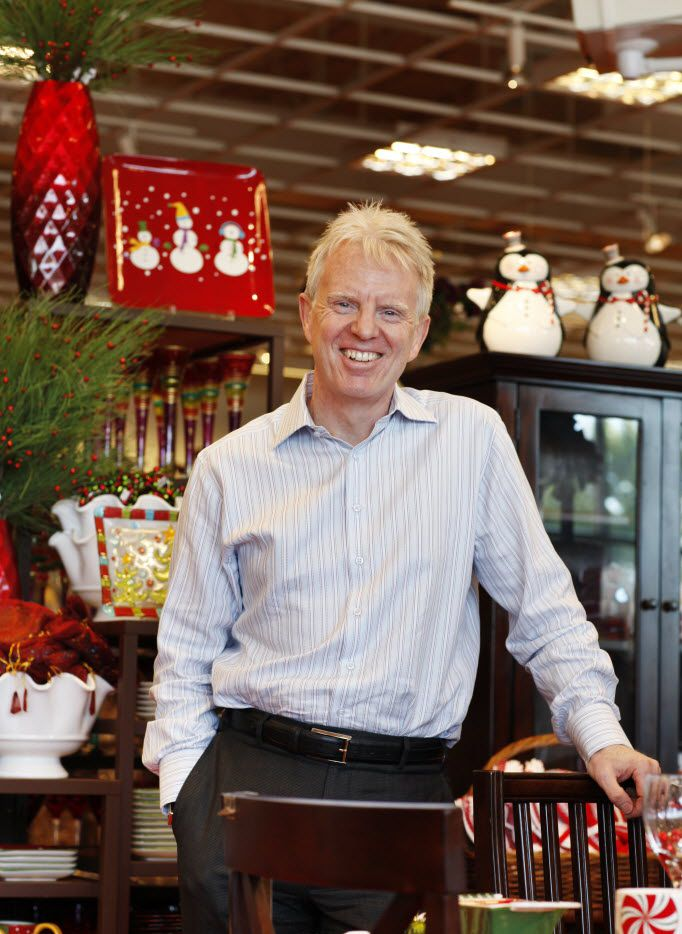 Alexander W. Smith, president and CEO of Pier 1 Imports, had a strong start at the company.