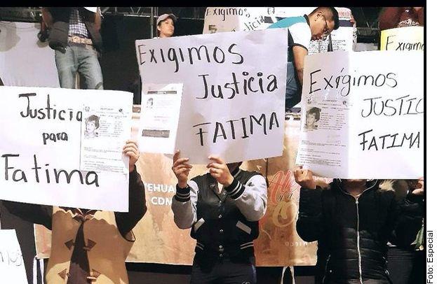 El cuerpo de la pequeña Fátima fue hallado este fin de semana dentro de bolsas negras de basura en una calle de terracería en Tláhuac, Ciudad de México.