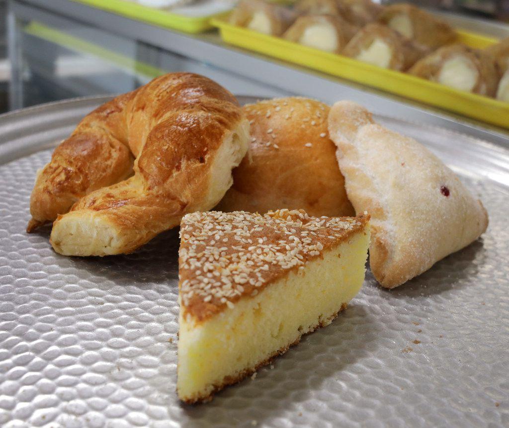 Pan dulce at La Poblanita