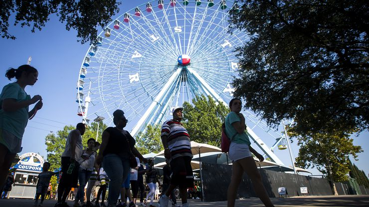 The State Fair of Texas opens Sept. 24, 2021 and runs through Oct. 17, 2021. This year's event is highly anticipated for staff and vendors, after the 2020 fair was canceled during the coronavirus pandemic.