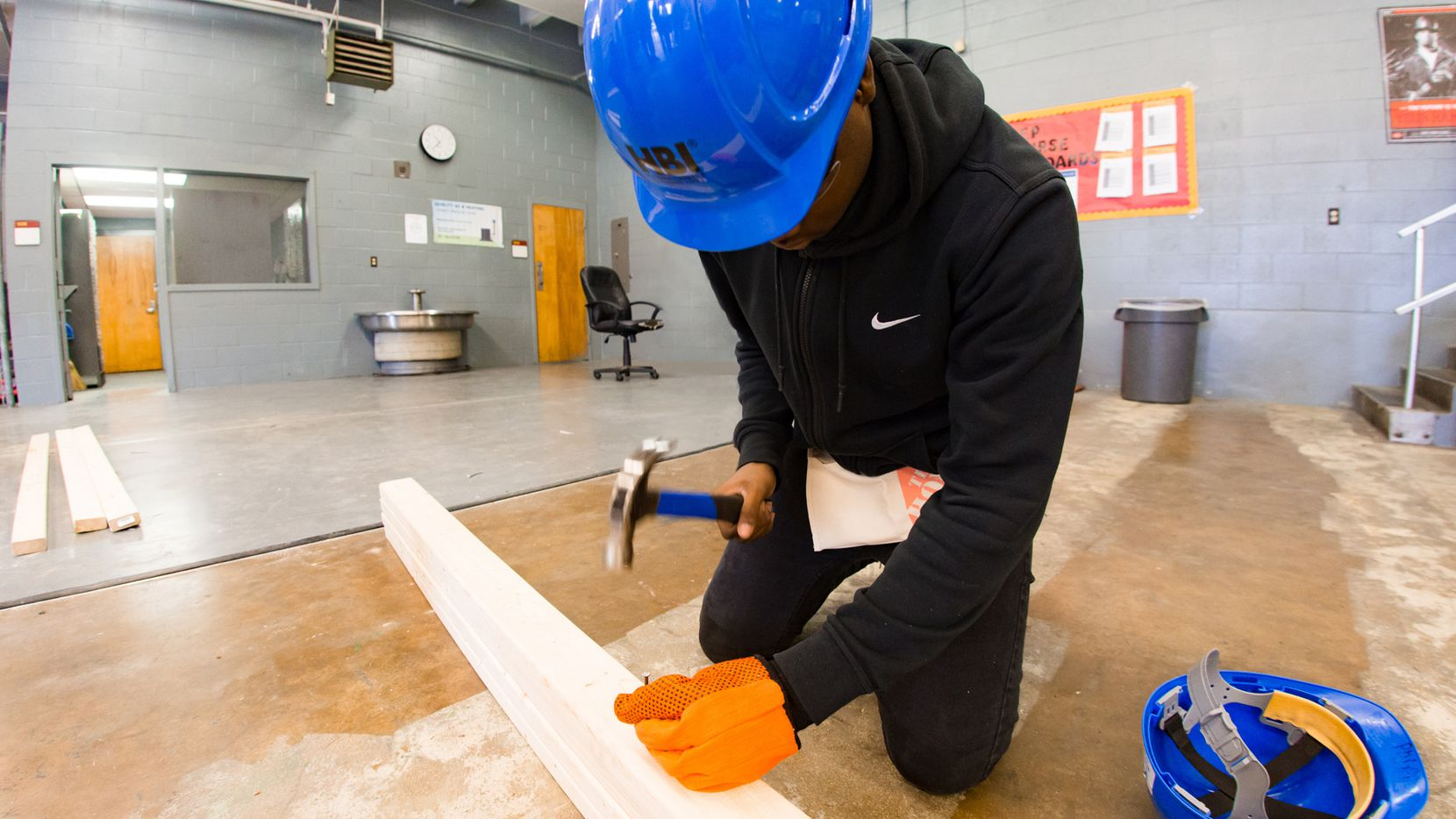 Home Depot one Monday starts an online training and recruiting program to help its professional customers find eligible workers.