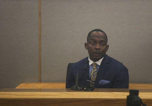 El detective Eric Barnes testificó a propósito del interrogatorio a Brenda Delgado, acusada de asesinato. DMN