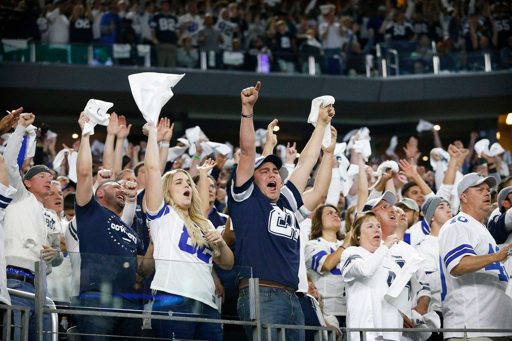 Still America's team: Study shows Dallas Cowboys have the ...