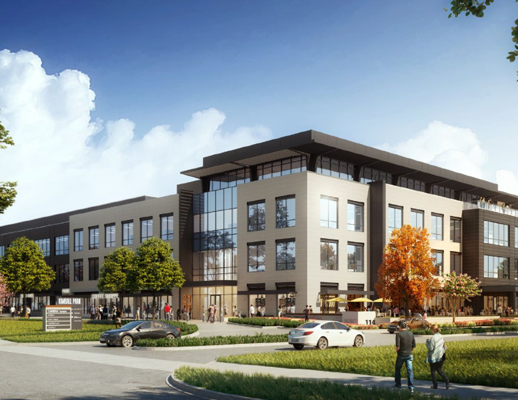 Medici Development Partners is building the District 114 project.