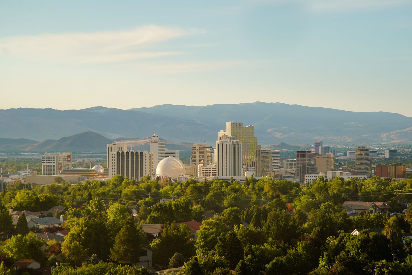 See a different side of Reno-Lake Tahoe during the fall season as you unwind and explore.