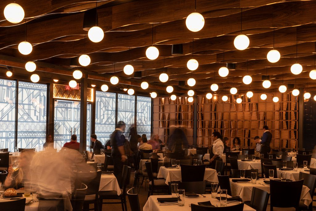 Chris Shepherd's new award-winning steakhouse, Georgia James, will host the inaugural Southern Smoke Spring dinner with Aaron Franklin on April 14.