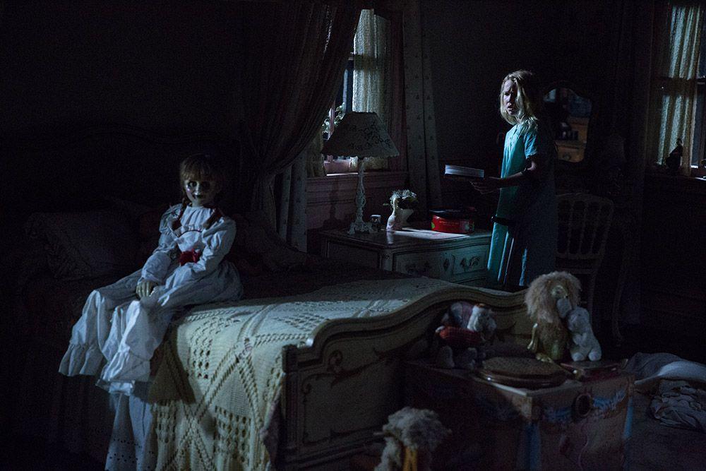 Una escena de Annabelle: Creation. Foto cortesía de NEW LINE CINEMA