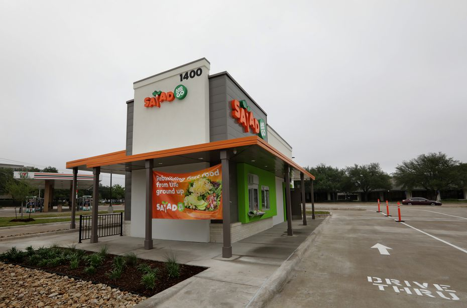 Salad and Go has been expanding rapidly during the pandemic, and the number of stores in Arizona will double by the end of 2021. Now Texas is a focus, says CFO Brian Roberts.