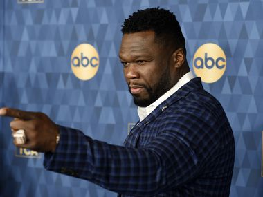 "Curtis ""50 Cent"" Jackson appears in the ABC television series ""For Life"" and also serves as an executive producer. He's visiting Dallas in March 2020, repping his cognac and Champagne brands."