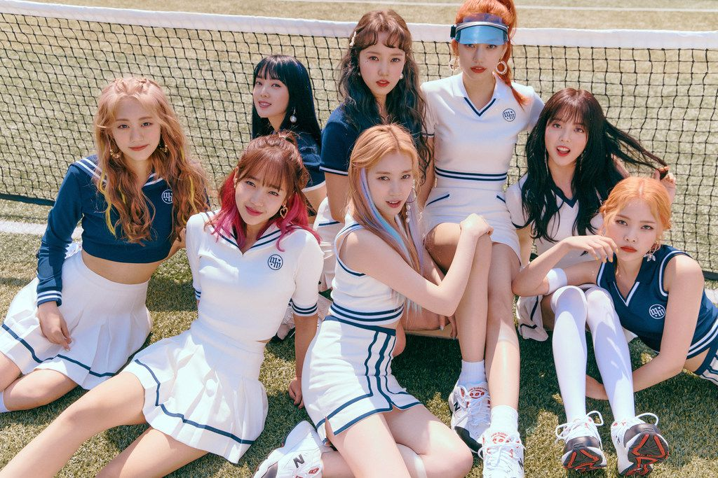 Weki Meki will play at the K-Pop Together festival in Lewisville in October to help welcome Zion Market, a U.S Korean grocer