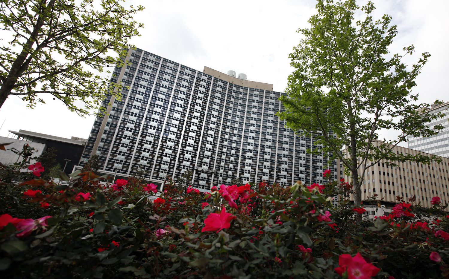 The sale of the tax-free bonds helped finance part of the $230 million Statler Hotel redevelopment. (File Photo/Staff)