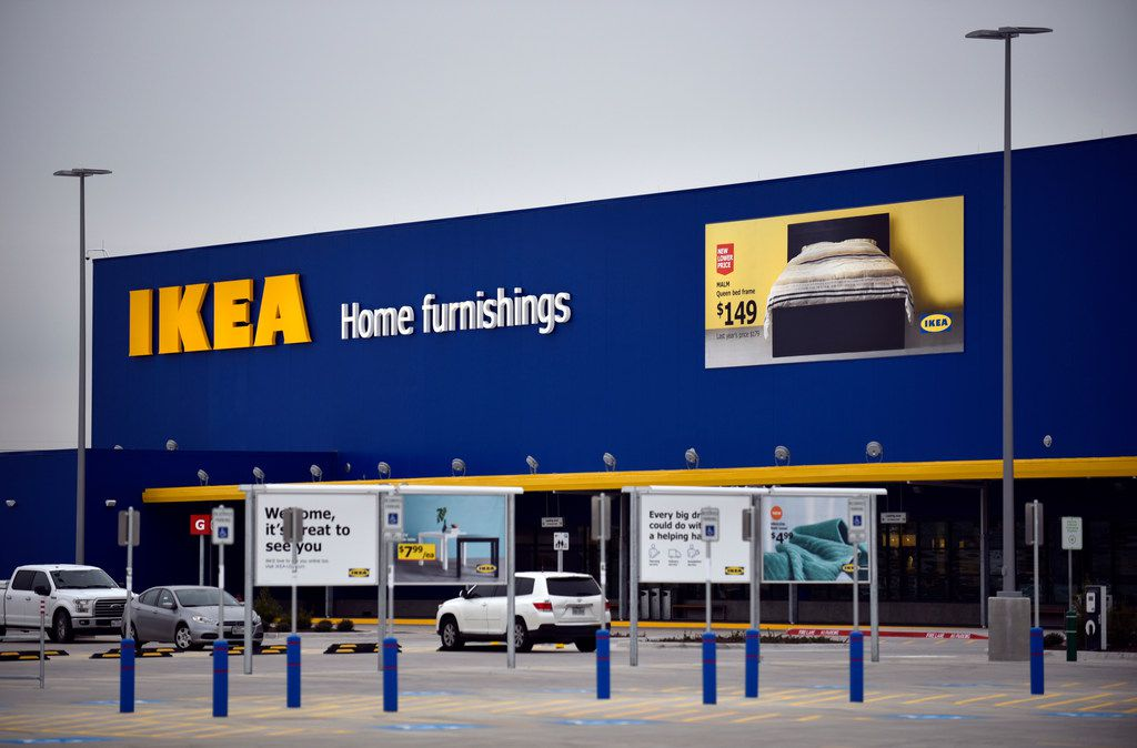 Ikea confirmed on June 8, 2018 that it will not build a store in Fort Worth as planned. Pictured is IKEA in Grand Prairie on Wednesday, Dec. 06, 2017. Ben Torres/Special Contributor