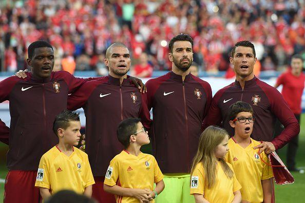 La selección de Portugal debutarán en el Mundial frente a España el 15 de junio, en Sochi. Foto Getty Images