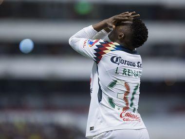 El delantero ecuatoriano de las Águilas del América, Renato Ibarra, enfrenta serias acusaciones.