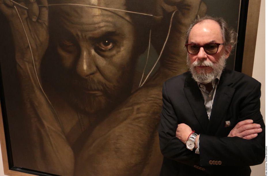 Arturo Rivera, nacido en 1945 en la Ciudad de México, y egresado de la Academia de San Carlos, fraguó una obra provocadora e inquietante, con una contínua exploración de la profundidad interior.