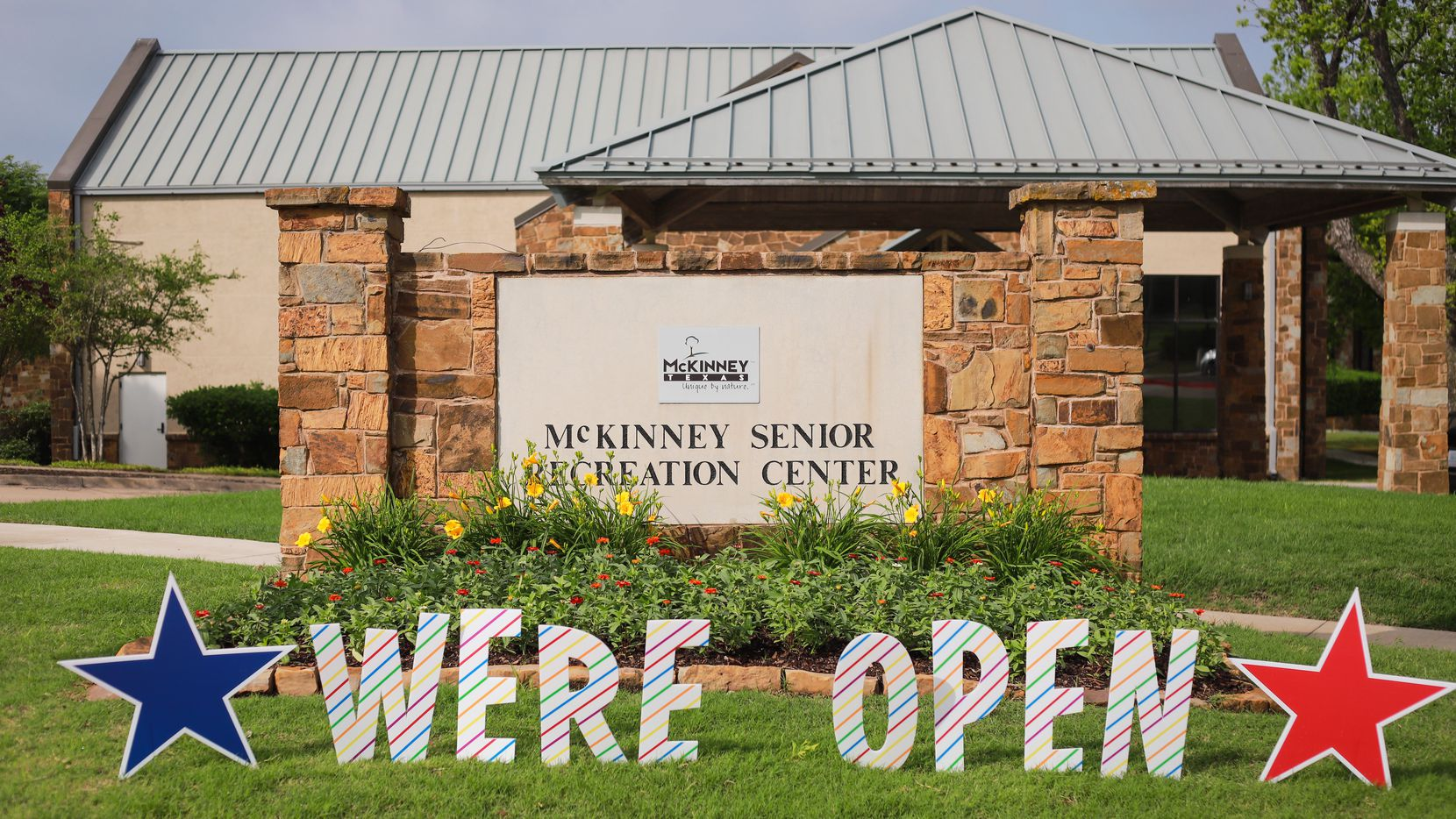 The McKinney Senior Recreation Center has reopened after a renovation.