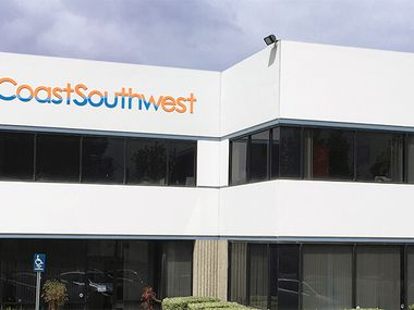 Coast Southwest is based in Southern California and has operations in five states.