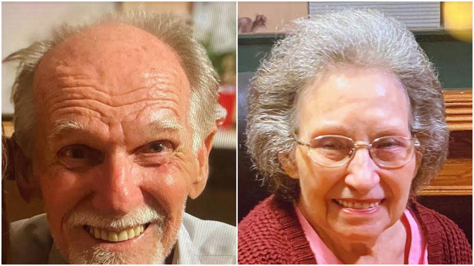 Missing couple Jay Harry Brown, 85, and Shirley Horton Brown, 82, were last seen Monday evening near Hemphill Street and Interstate 20 in Fort Worth.