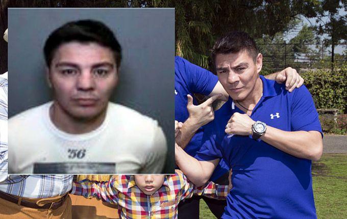 El ex púgil mexicano Jorge Arce fue liberado este martes al pagar una fianza de 25 mil dólares, luego de que una empleada de un hotel lo acusó de acoso sexual./AGENCIA REFORMA