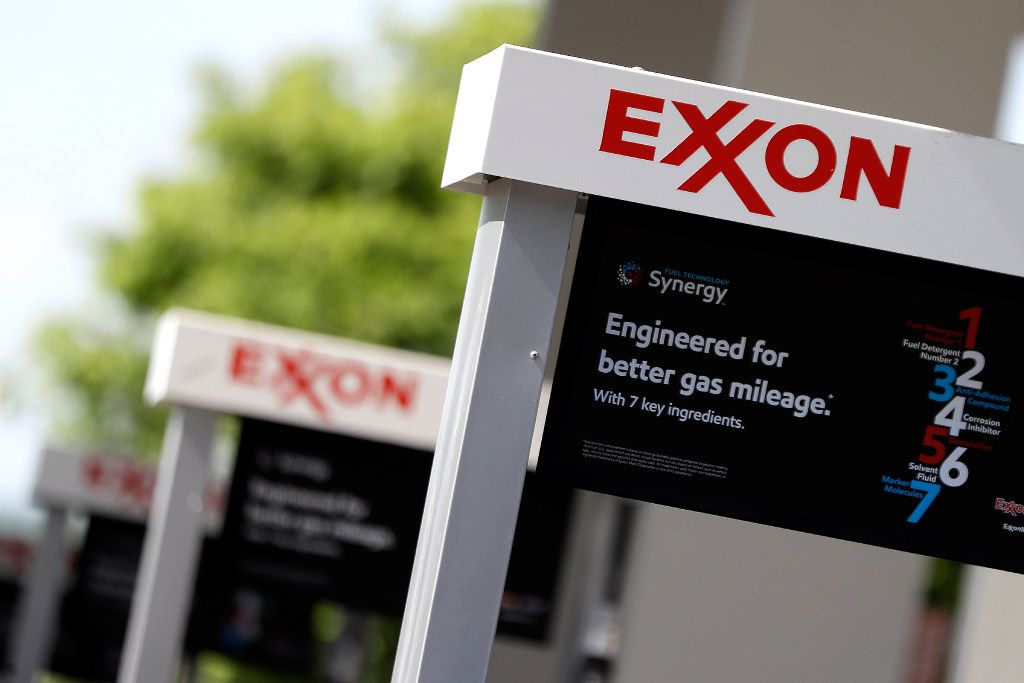 "Exxon Mobil has been sharing concerns about how some parts of the Russia sanctions bill ""will further disadvantage U.S. companies compared to our non-U.S. counterparts."""