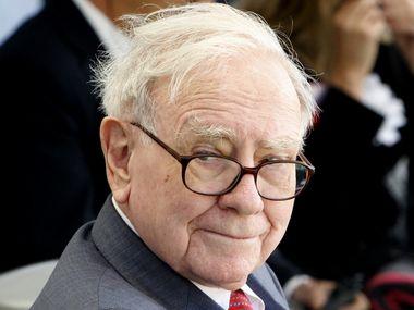 U.S. billionaire investor Warren Buffett