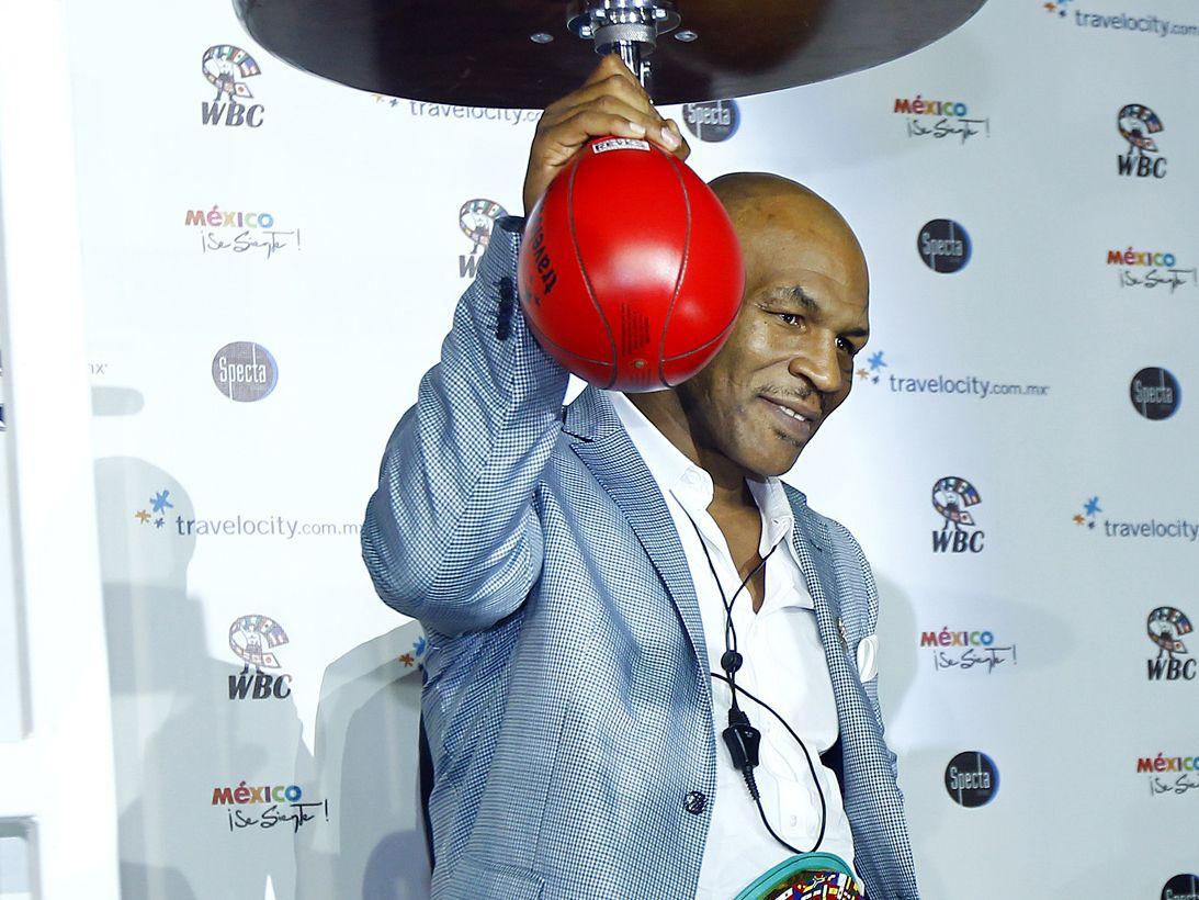 A sus 54 años de edad, Mike Tyson  prepara su regreso a los cuadriláteros.