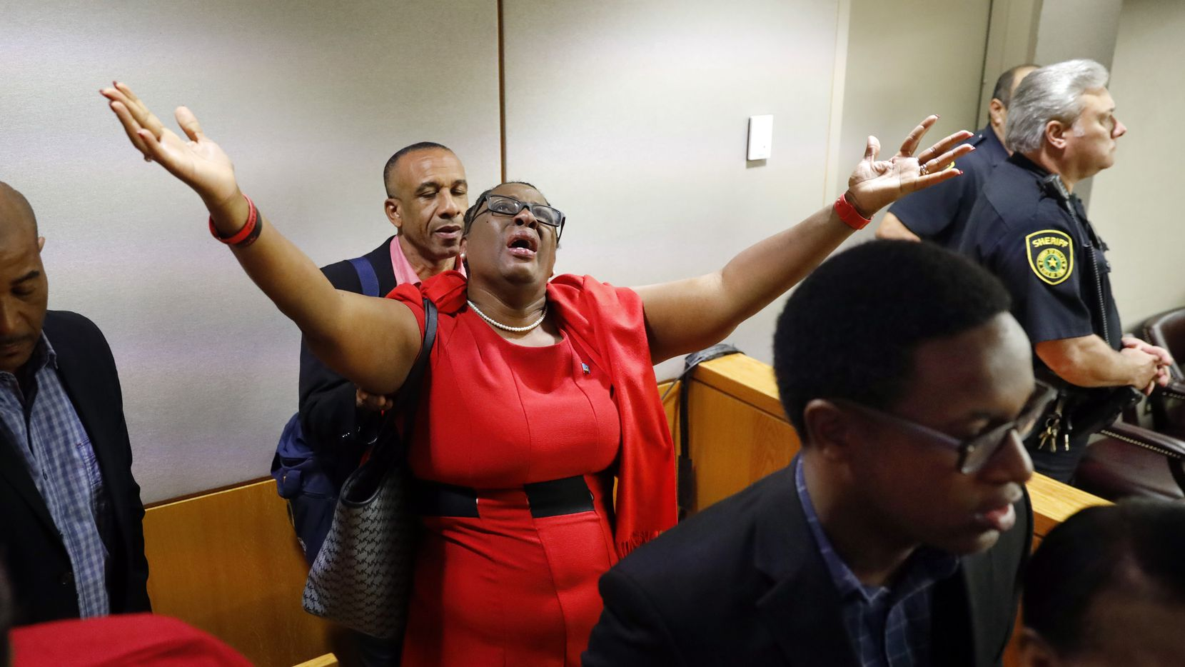 Allison Jean rejoiced after Amber Guyger was convicted of murder for killing her son Botham Jean. Months later, Jean is trying to move on.