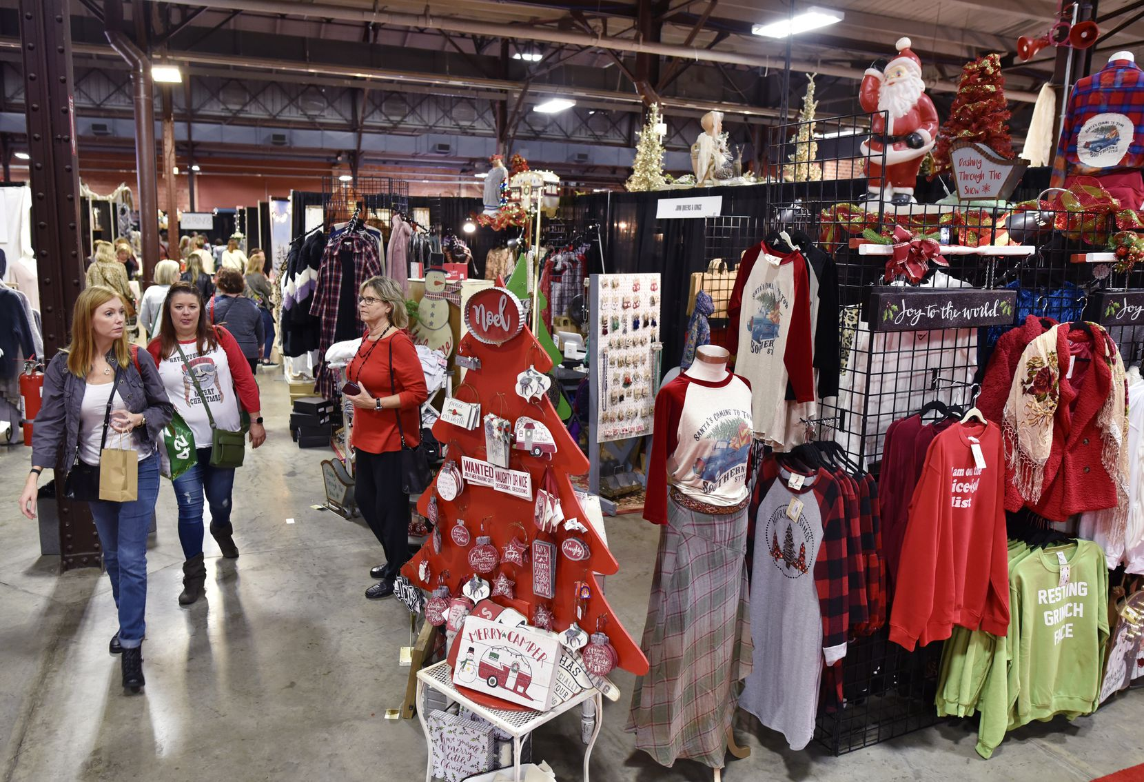 Dallas Christmas Market 2020 Retail Therapy: The big business behind Christmas markets that